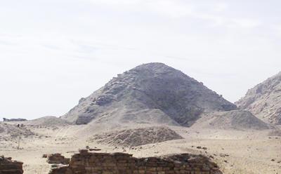 Пирамида Ниусерра в Абусире