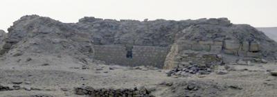 Пирамида №24 Лепсиуса в Абусире