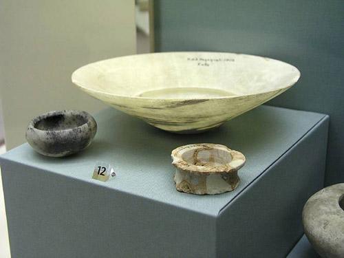 Чаша. El Reqaqna. Эшмоловский музей.