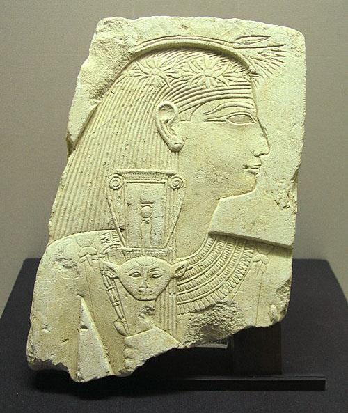Женский портрет. Каирский музей .