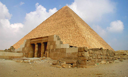 Пирамида Хеопса. Пирамида Хуфу. Великая пирамида
