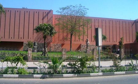 Музей в Луксоре.