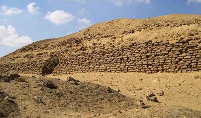 Пирамида Хабы. Завиет- Эль- Ариан.