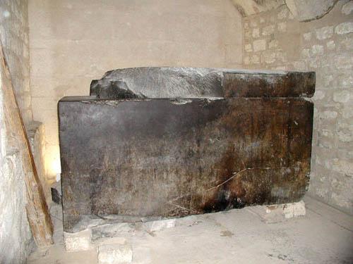 Саркофаг фараона Тети.
