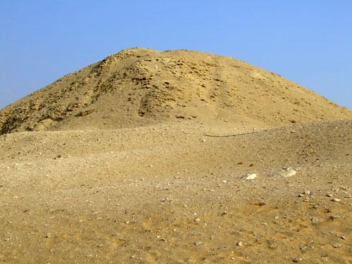 Пирамида фараона Тети