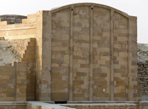 Молельня второго вида. Погребальный комплекс Джосера.