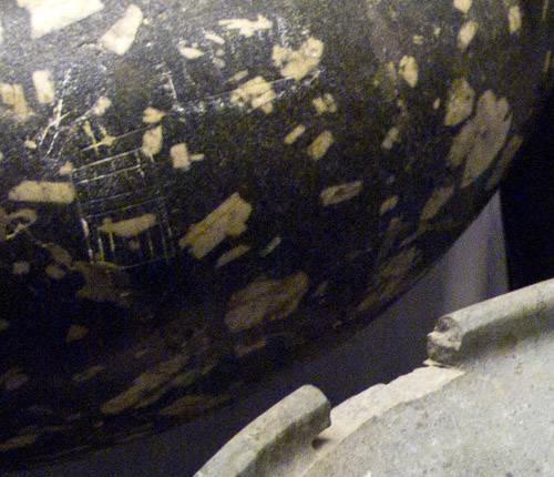 Иероглиф на чаше II-III династии. Музей Имхотепа.