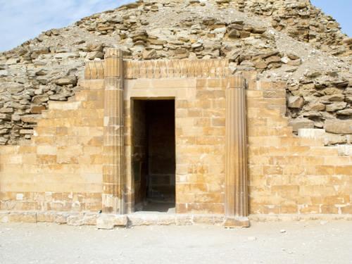Фараон Джосер. Погребальный комплекс.